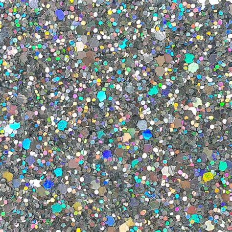 Silver Hologram 'Glam' Glitter Wall Covering   Glitter Bug ...