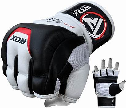 Gloves Mma Rdx Ufc Boxing Combat Leather