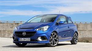 Opel Corsa Bleu : essai vid o opel corsa opc l 39 clair bleu ~ Gottalentnigeria.com Avis de Voitures
