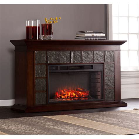 southern enterprises fireplace southern enterprises marcos 60 in freestanding electric
