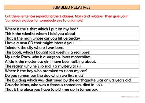 easy jumbled sentences worksheets for grade 1 goodsnyc