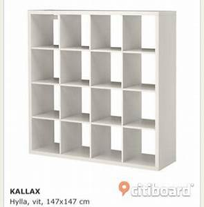 Ikea Kallax 4x4 : ikea kallax hylla vit 4x4 lidk ping citiboard ~ Frokenaadalensverden.com Haus und Dekorationen