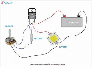 Wiring Diagram Pot