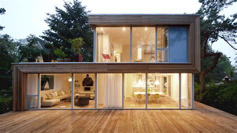 Moderne Häuser Aus Holz by Mozart Nest Invest
