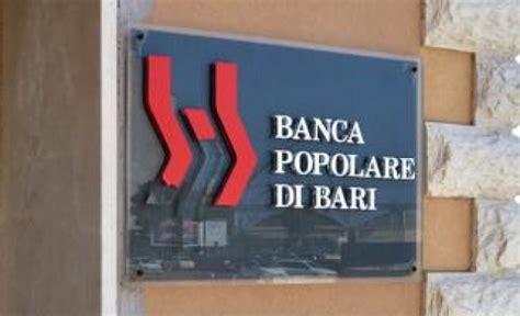 Orari Banca Popolare Di Bari by Popolare Di Bari A Vivibanca Un Portafoglio Di Cessione