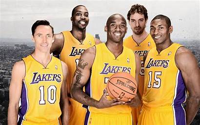 Lakers Starters Player Hate Laker Angeles Los