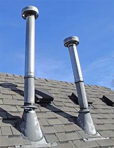 How to fix a leaky gas flue roof vent part 3 for Cupola vent