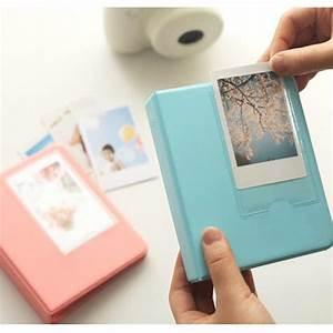 Album Photo Polaroid : polaroid album case photo storage 64 pocket for fujifilm instax mini 7s 8 25 50s ebay ~ Teatrodelosmanantiales.com Idées de Décoration