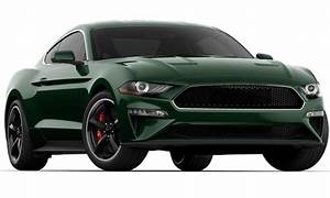 New Dark Highland Green Color For 2019 Mustang: First Look