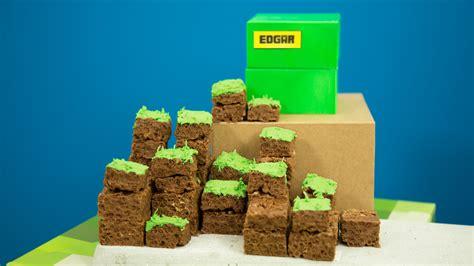 Minecraft Rezept  Blocks Aus Schokoreis