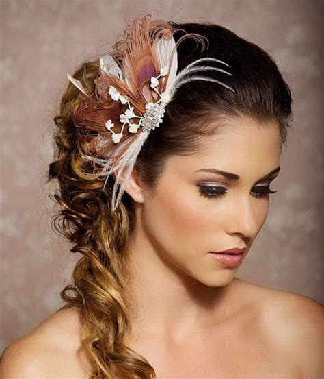 Bridal Accessories by Bridal Hair Accessories Gilded Shadows Hair Accessories