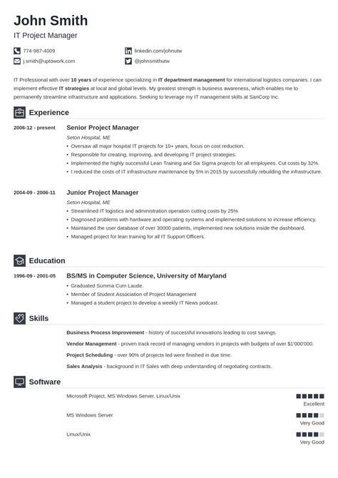 resume builder  create  perfect resume    mins