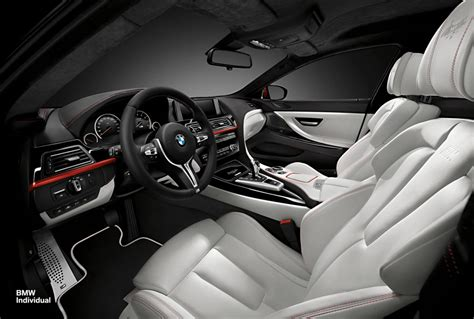 Bmw Individual Oneoff Bmw M6 Gran Coupe In Frozen Red