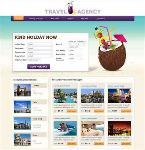 php website 35 free php website templates themes free premium templates