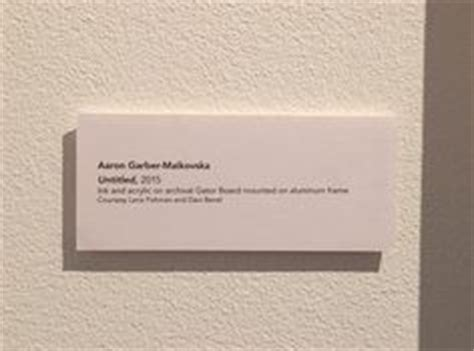 wall labels images   museum exhibition