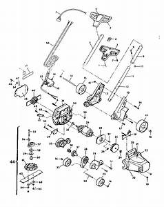 Craftsman Craftsman Electric Edge Trimmer Parts
