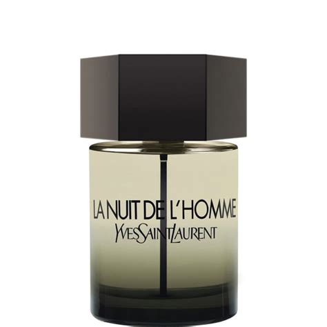 La Nuit De L'homme De Yves Saint Laurent  Eau De Toilette