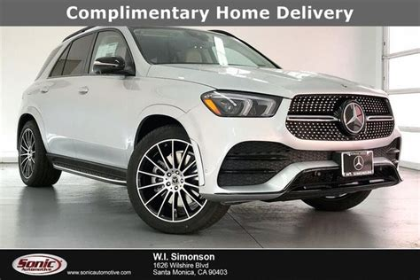 #1 out of 11 in luxury midsize suvs. 2021 Mercedes-Benz GLE-Class GLE 450 4MATIC AWD for Sale in Los Angeles, CA - CarGurus