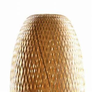 Abat Jour Paille : 20 meubles tendances en rotin paille bambou etc ~ Teatrodelosmanantiales.com Idées de Décoration