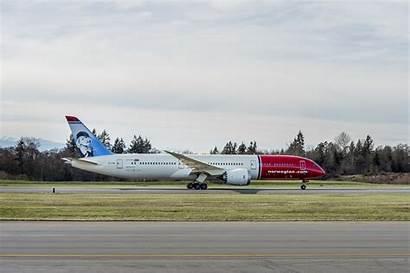 Norwegian 787 Dreamliner Boeing Mg Its Airlines