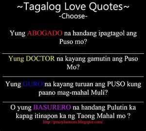 Pinoyhumor: Tag... Tagalog English Quotes
