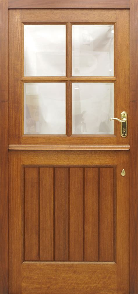 stable  lite pre glazed mm external front doors