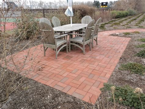 wonderful patio decoration ideas with brick patio and