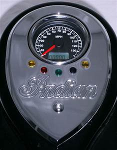 Indian Electric Speedometer Conversion