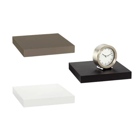 small wall mounted shelf  container store