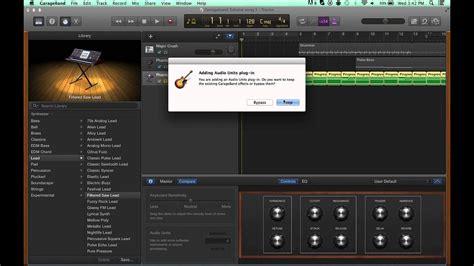 Garageband Not Working by How To Get Back Your Effects In Garageband 10
