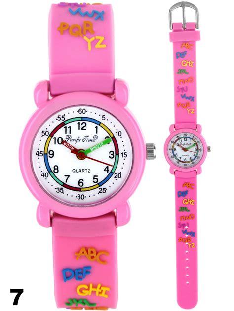 Kinderzimmer Uhr Mädchen by Armbanduhren Kinder Lernuhr M 228 Dchen Jungen Kinderuhr