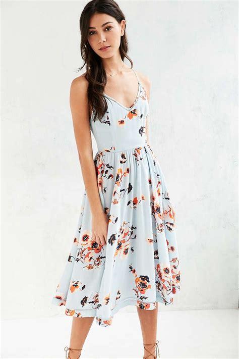 kimchi blue cindy ladder lace midi dress wardrobe