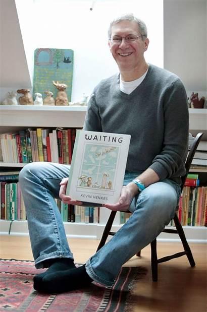 Kevin Author Henkes Madison Books Waiting Caldecott