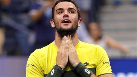 "Matteo berrettini is a famous people who is best known as a tennis player. Matteo Berrettini: ""Es increíble y de locos estar en semifinales"""