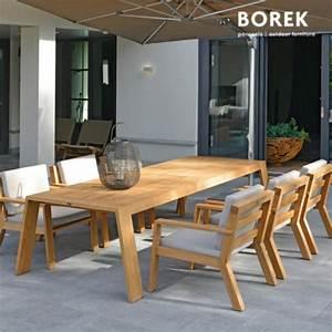 Tisch Aus Holz : garten esstisch garnitur viking kaufen ~ Watch28wear.com Haus und Dekorationen