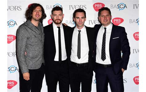 Snow Patrol 'most Played' Northern Ireland Act Of 21st
