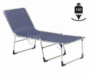Transat De Plage Pliant Leger : lit de plage supreme bleu crespo 205 x 69 x 48cm ~ Dailycaller-alerts.com Idées de Décoration