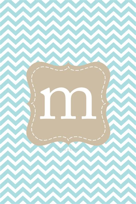 monogram wallpaper wallpapersafari