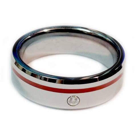 15 Best Of Firefighter Wedding Bands. Matte Black Bracelet. Promise Engagement Rings. Engraved Anklet. Diamond Bangles. French Blue Diamond. Snowflake Necklace. Thick Bracelet. Magnet Bracelet