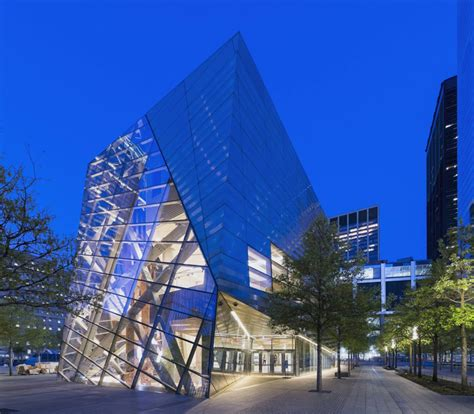 911 Memorial Pavilion By Snohetta Opens At Ground Zero