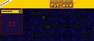 Get ready to play the world's largest Pac-Man game - CBS News