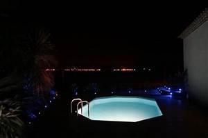 Eclairage Piscine Bois : piscines en bois pas cher piscine bois hors sol ~ Edinachiropracticcenter.com Idées de Décoration