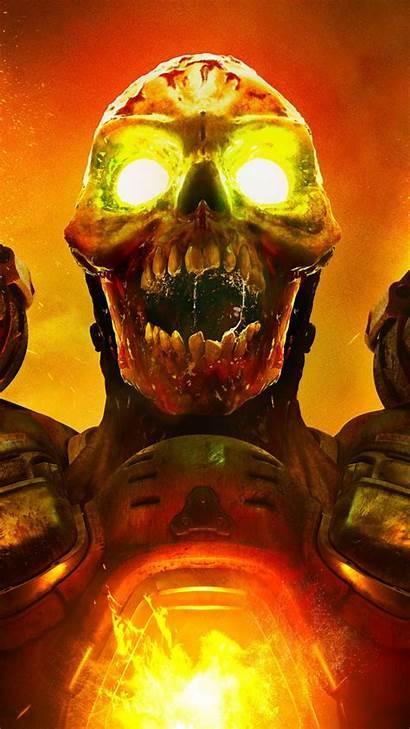 Doom 4k Wallpapersafari Wallpapers Code