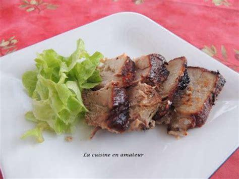 cuisine en cocotte recettes de roti de porc maigre en cocotte