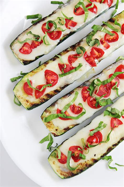 Zucchini Boat Recipes On The Grill by Grilled Caprese Zucchini Boats Recipe Home Cooking Memories