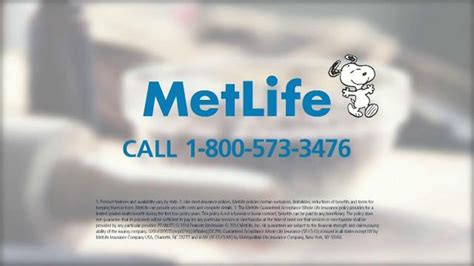 metlife guaranteed acceptance  life insurance tv