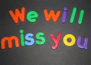 We Will Miss You Co-Worker