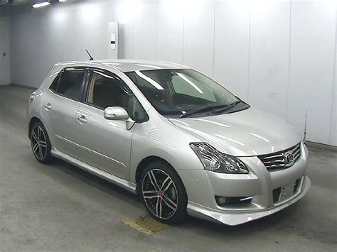 toyota on line 2007 toyota blade g japanese used cars auction online