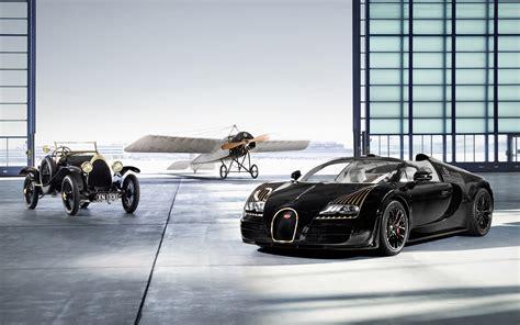 2018 Bugatti Veyron Grand Sport Vitesse Legend Black Bess