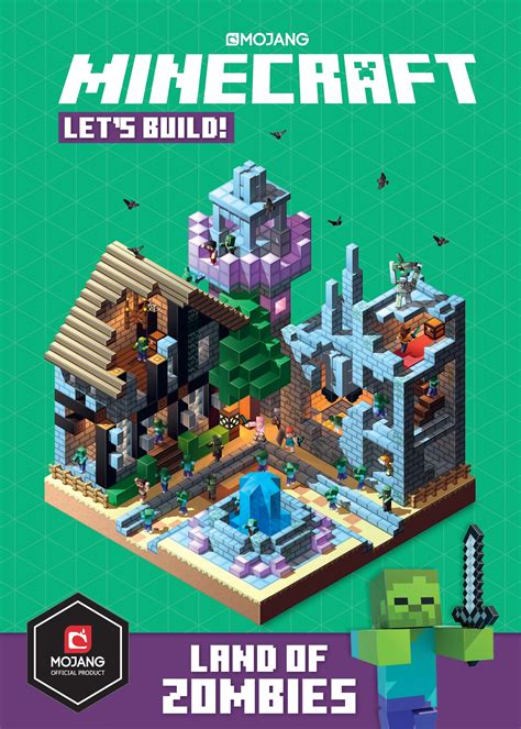 minecraft lets build land  zombies  minecraft penguin random house south africa